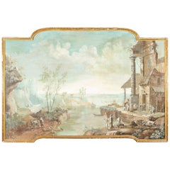 Gilt Framed Capriccio