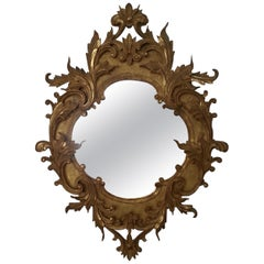 Gilt Gold Mirror
