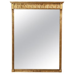Gilt Neoclassical Mirror