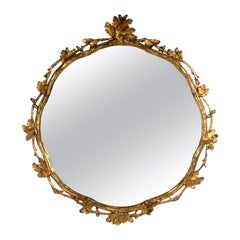 Hollywood Regency Mantel Mirrors and Fireplace Mirrors