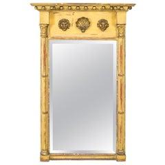 Gilt Regency Mirror