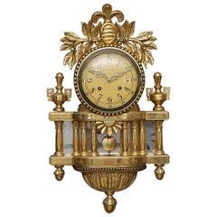 Gilt Swedish Pendulum