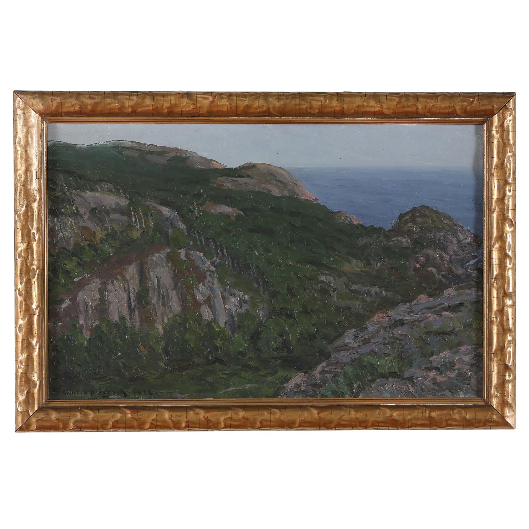 Giltwood Framed Oil / Canvas Painting