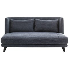 """Gimme More"" Two-Seat Fabric Sofa with Fiber or Goose by Moroso for Diesel"