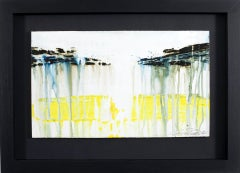 Gina Parr, Ria, Contemporary Abstract Seascape, Abstract Art, Art Online