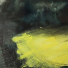 Gina Parr, What the Night Delivers, Abstract Painting, Contemporary Art