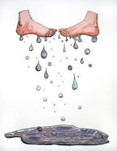 Sweaty Feet (Leakers)