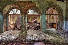 Care Home by Gina Soden - interior photography, abandoned place