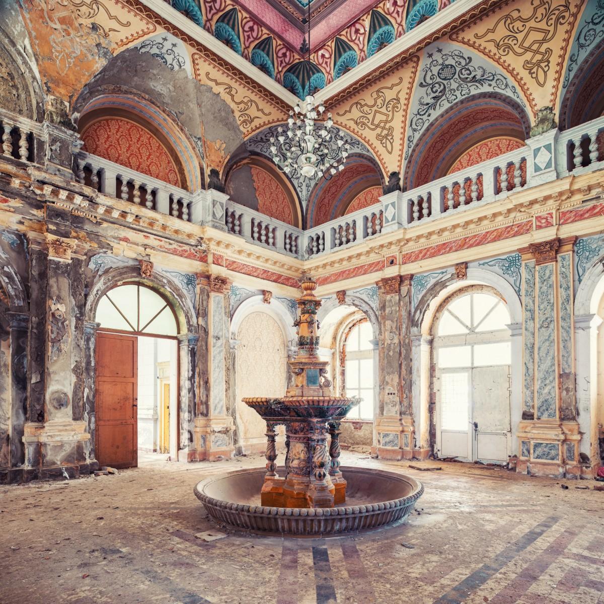 Fantana, Interior Photography