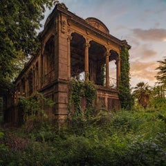 Giungla by Gina Soden - architecture photography, abandoned place