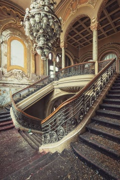 Grand Nouveau, Incremento series (Interior of abandoned Art Nouveau building)