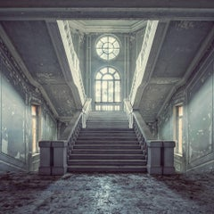 Quattro, Incremento series (Interior of abandoned asylum, Italy)
