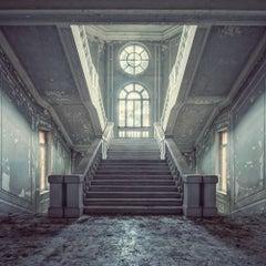 Quattro, Incremento series (Interior of abandoned asylum, Italy)