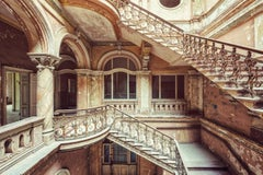 Schody, Palac series (Interior of abandoned palace)