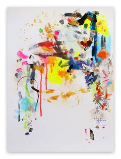 Flourish (Abstract Expressionism painting)