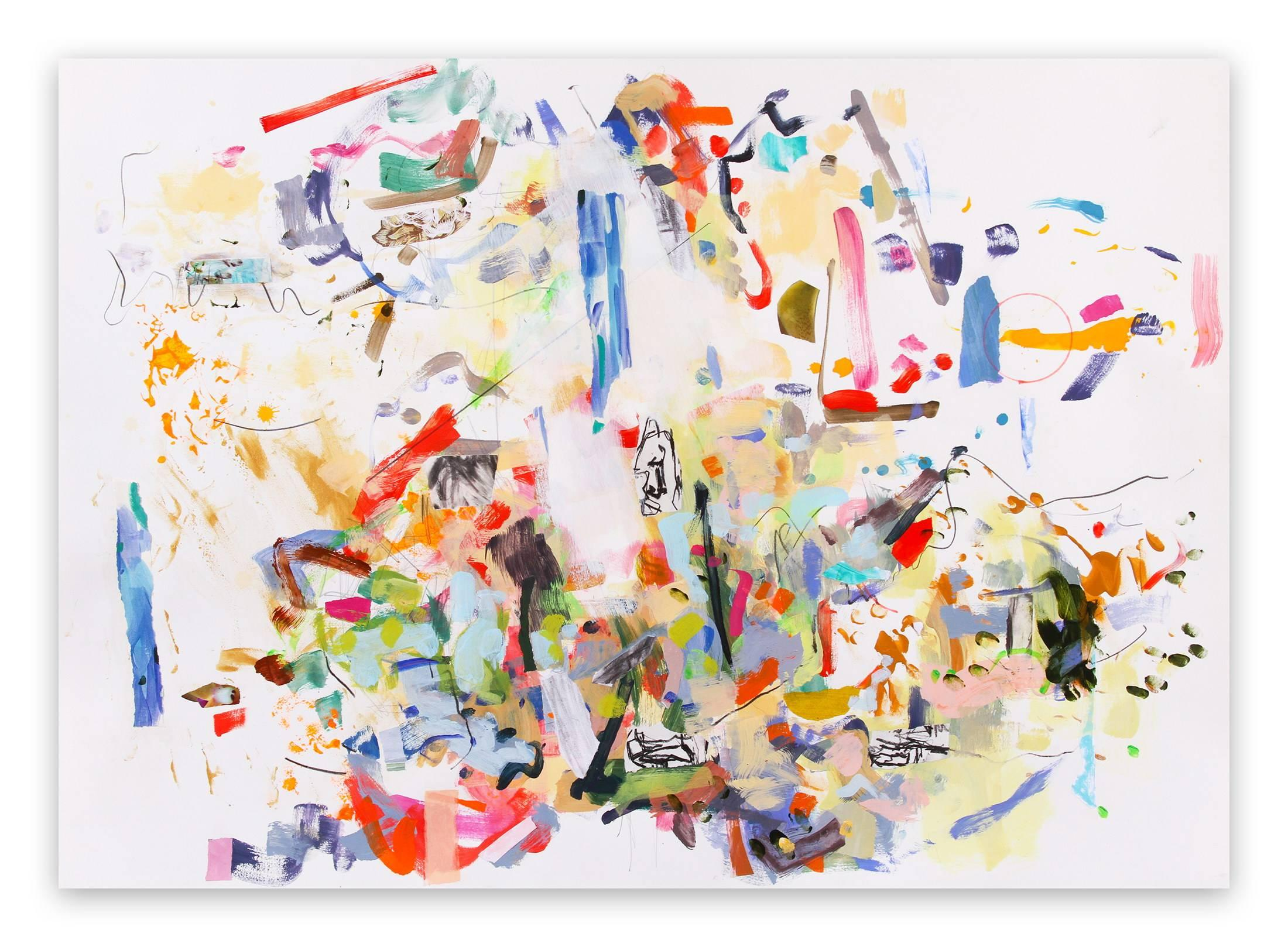 Fragment (Abstract Expressionism painting)