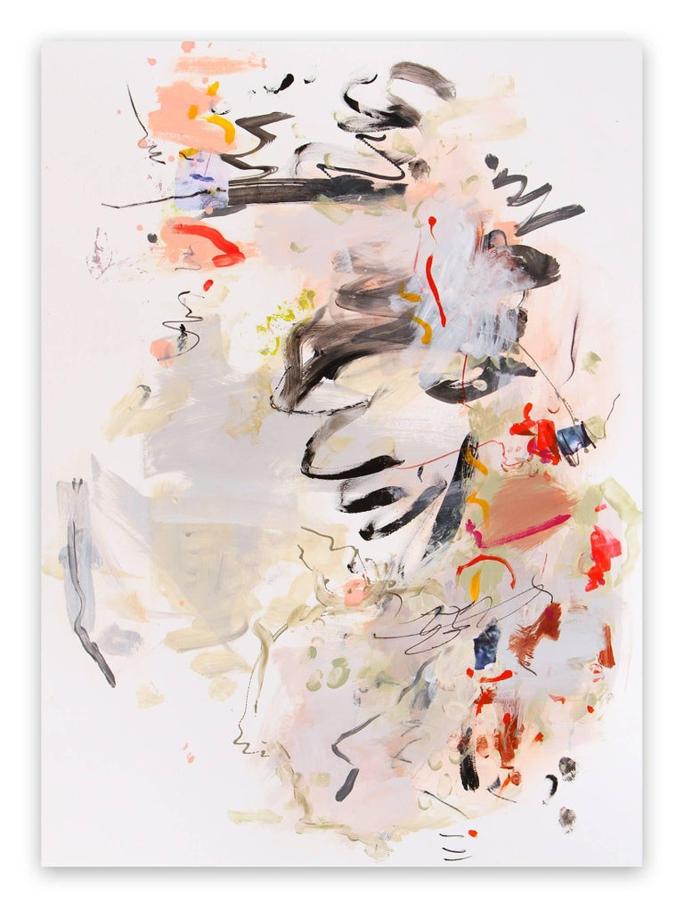 Gina Werfel Abstract Painting - Notation