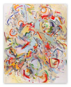 Tumble (Abstract Expressionism painting)