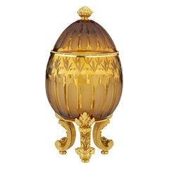 Ginevra Egg-Shaped Box