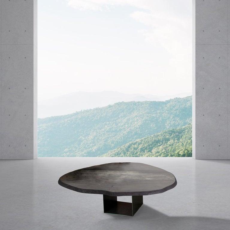 Italian Ginkgo Machia Table For Sale