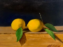 'Sunshine' by Ginny Williams Petite Realist Still Life Framed Painting