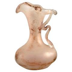Gino Cenedese, Murano, Vase in Translucent Blown Art Glass