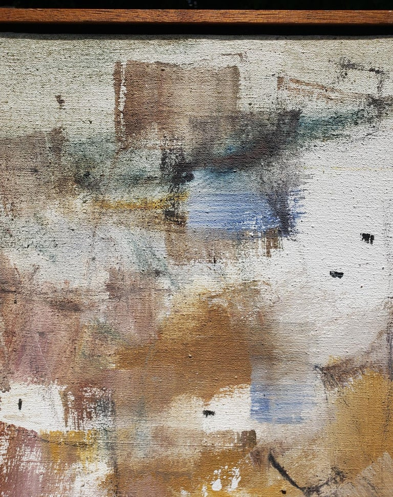 Wild  - Abstract Expressionist Painting by Gino Hollander