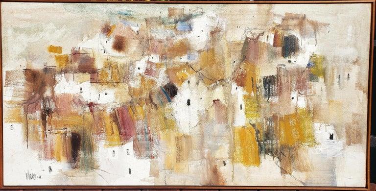 Gino Hollander Abstract Painting - Wild