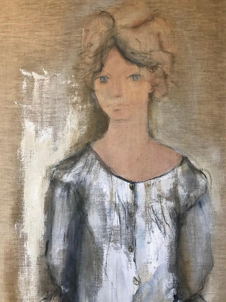Large portrait of the trailblazer Norma Jean Fink,