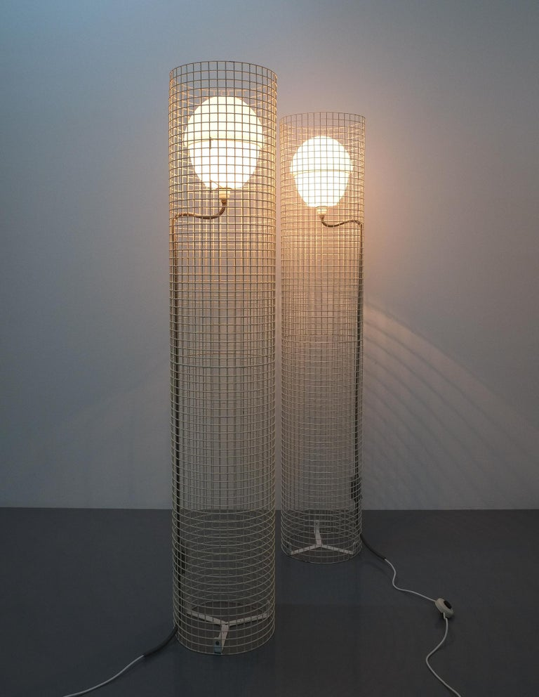Gino Sarfatti Floor Or Outdoor Lights Model 1102 Arteluce, Italy, 1971 For Sale 3