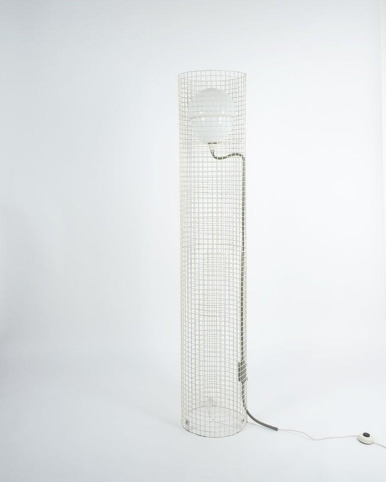 Gino Sarfatti Floor Or Outdoor Lights Model 1102 Arteluce, Italy, 1971 For Sale 6