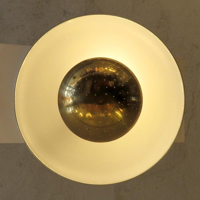 Gino Sarfatti Flushmount Light, 1950 For Sale 2