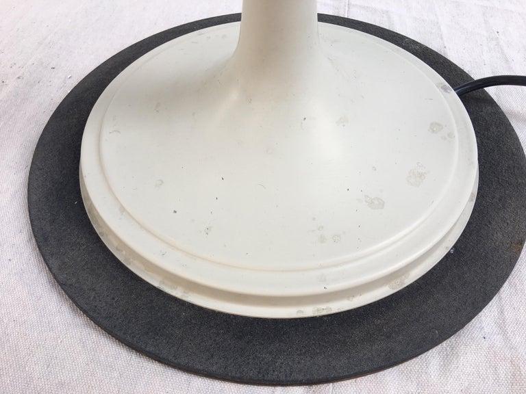 Aluminum Gino Sarfatti for Arteluce Monumental Floor Lamp Model 1094 from 1966 For Sale