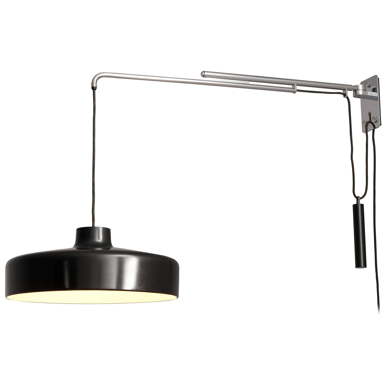 Gino Sarfatti for Arteluce Wall-Mounted Pendant Lamp Model 194/N