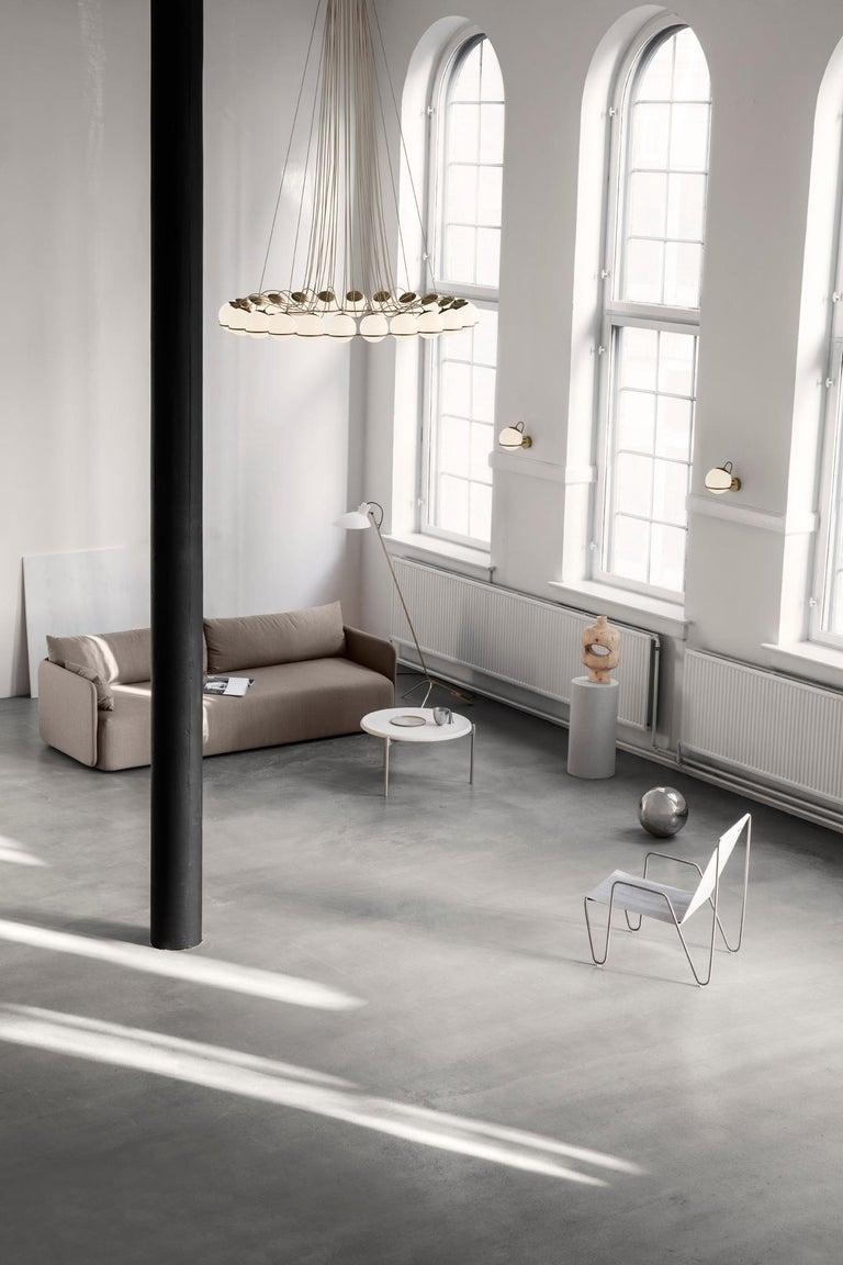 Gino Sarfatti Lamp Model 2109/16/14 Black Structure For Sale 3