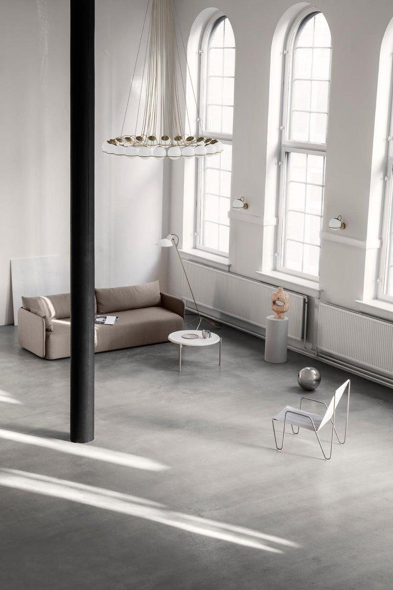 Gino Sarfatti Lamp Model 2109/16/14 Black Structure For Sale 7