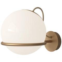 Gino Sarfatti Lamp Model 237/1 Champagne Mount