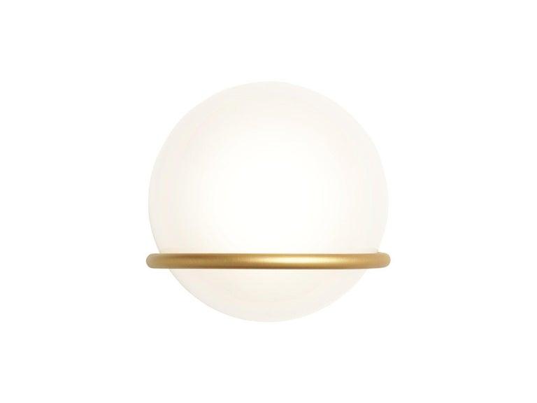 Gino Sarfatti Lamp Model 238/1 Champagne Mount For Sale 4