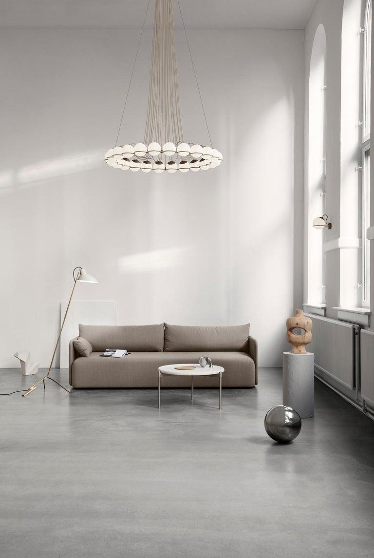 Gino Sarfatti Lamp Model 238/1 Champagne Mount In New Condition For Sale In Barcelona, Barcelona