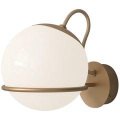 Gino Sarfatti Lamp Model 238/1 Champagne Mount