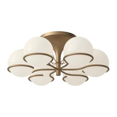 Gino Sarfatti Model 2042/6 Ceiling Light