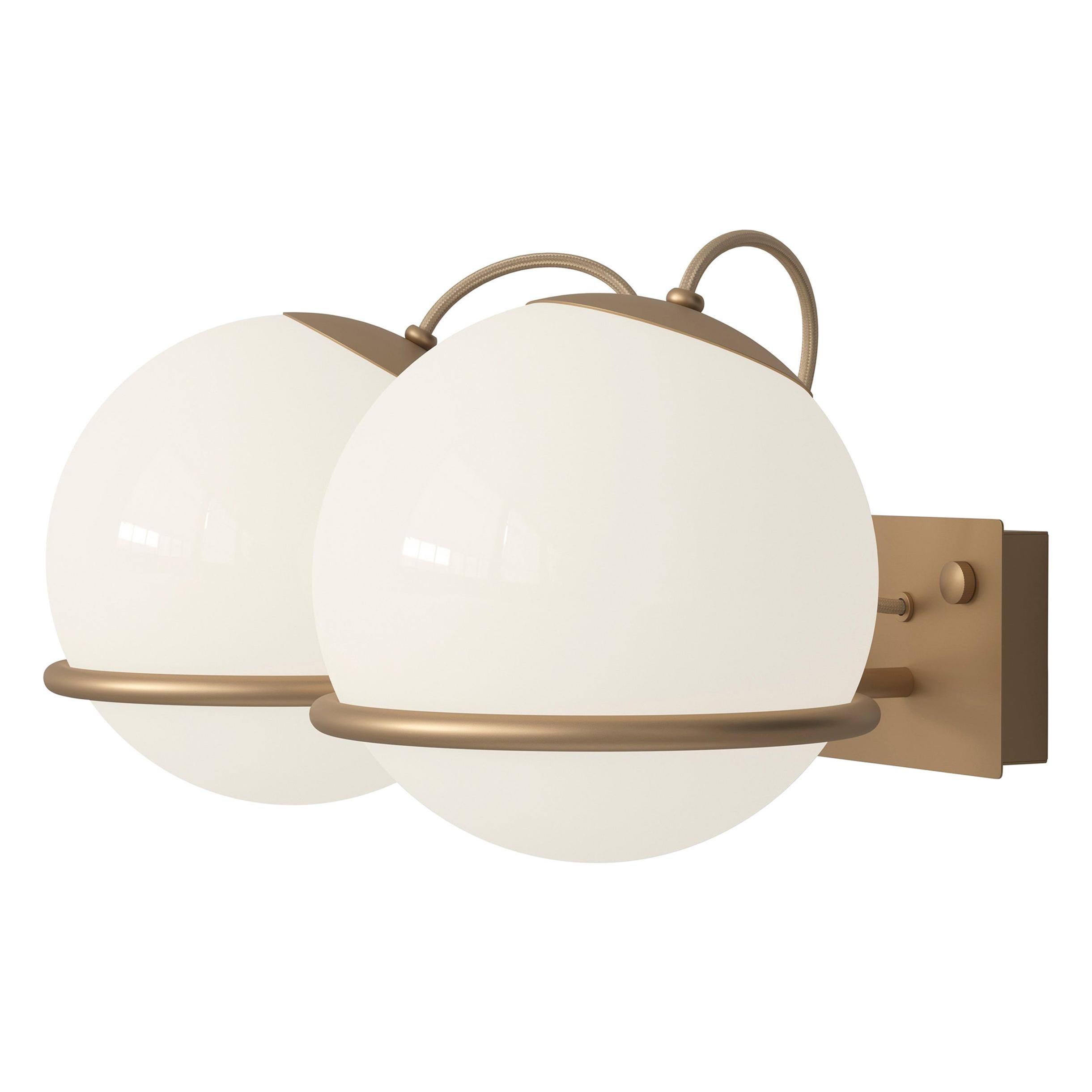 Gino Sarfatti Model 238/2 Wall Lamp