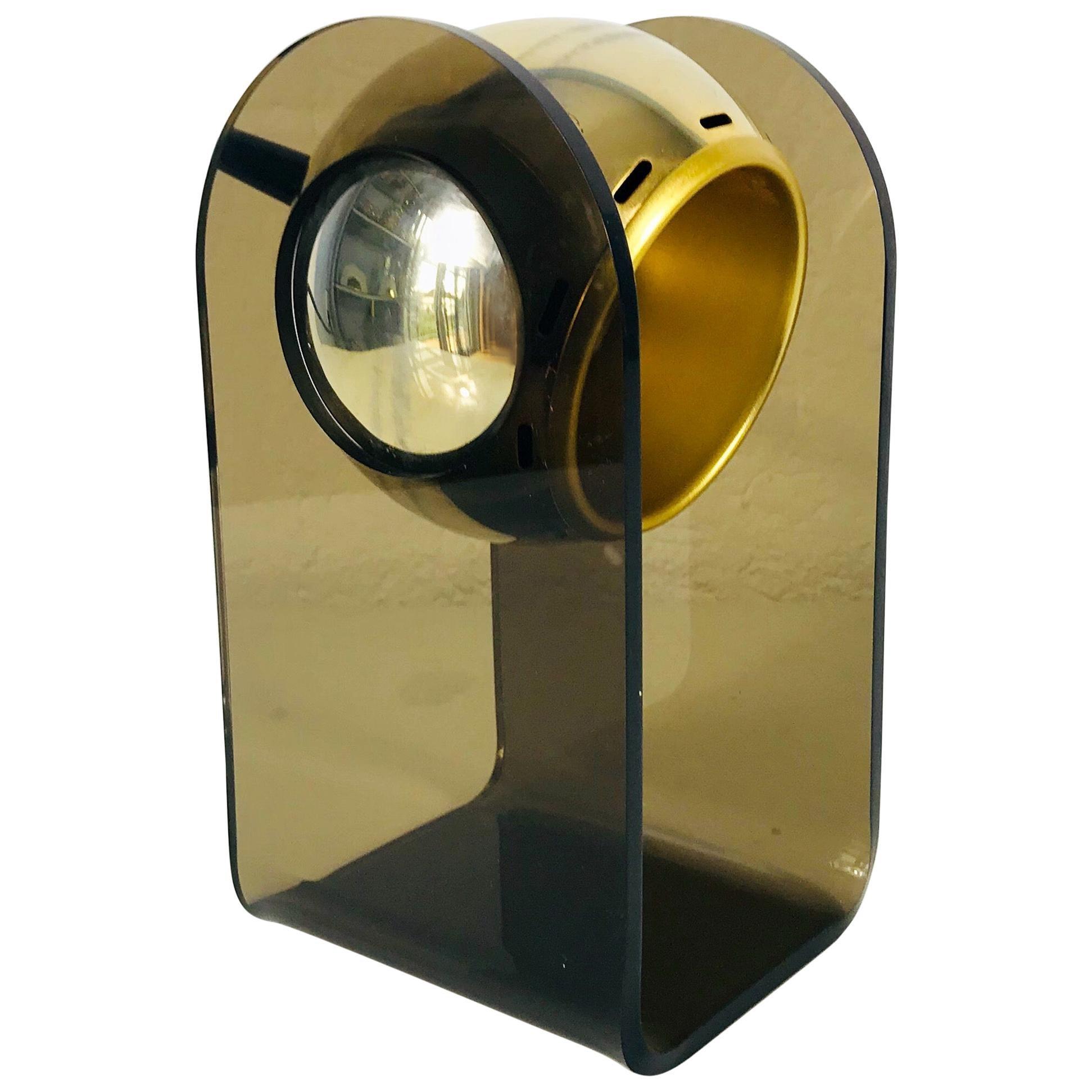 Gino Sarfatti Table Lamp Model 540P for Arteluce, Italy, 1968