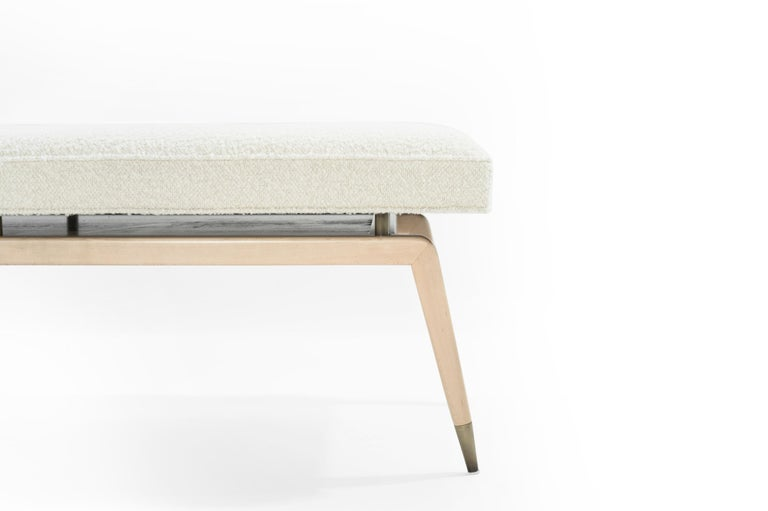 Gio Bench in Natural Maple In New Condition For Sale In Stamford, CT