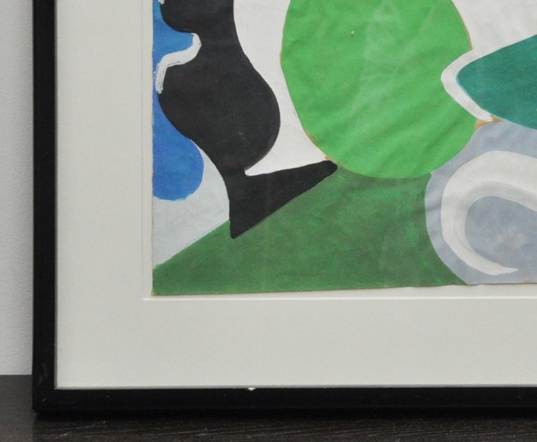 Art Deco Gio Colucci Painting For Sale