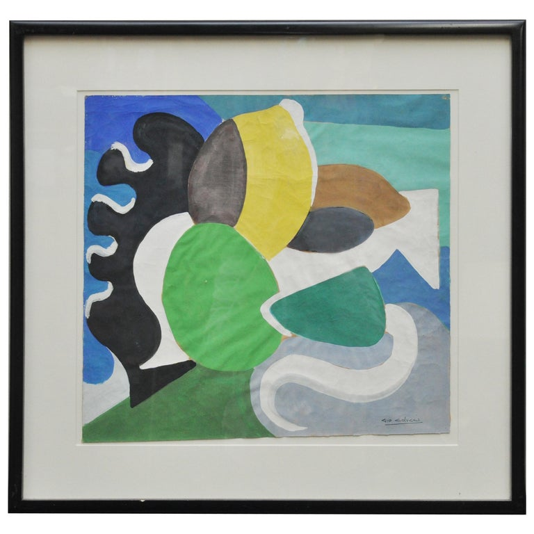 Gio Colucci Painting For Sale