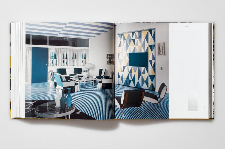 Gio Ponti, Art Edition, the Planchart Coffee Table and a Set of Four Art Prints For Sale 3