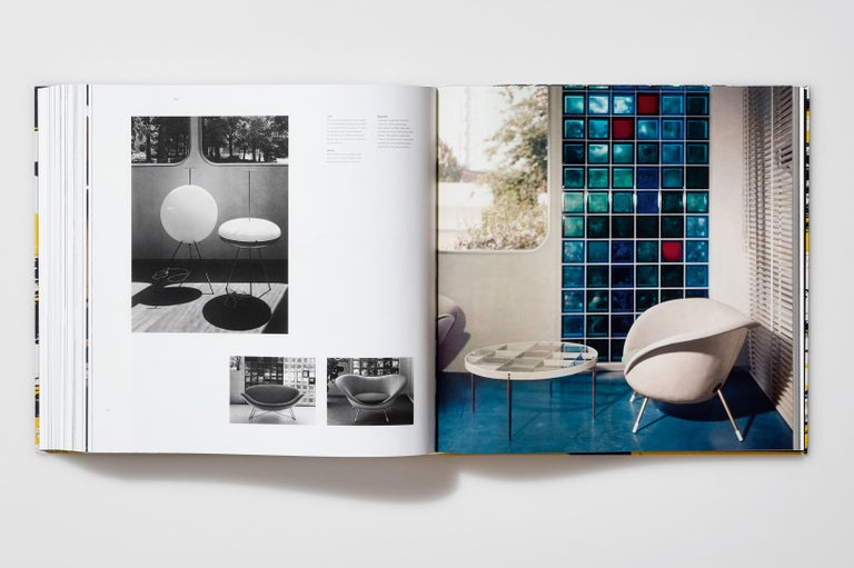 Gio Ponti, Art Edition, the Planchart Coffee Table and a Set of Four Art Prints For Sale 5