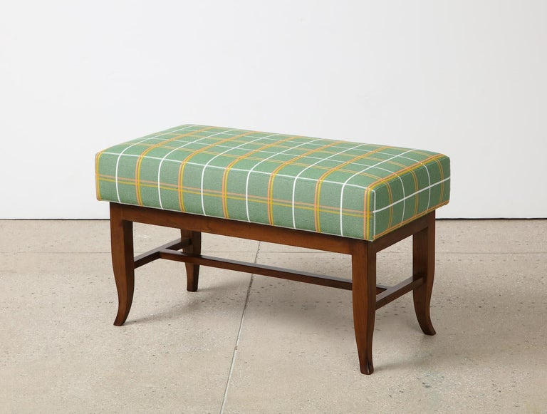 Upholstery Gio Ponti Benches For Sale