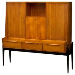 Gio Ponti Cabinet, Italy, 1950s